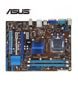 Placa Base Asus P5G41T-M LX3 Plus G41 Socket LGA 775 DDR3 (Usada)