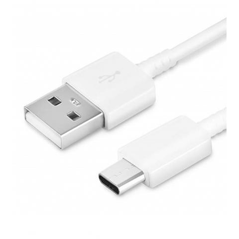 Cable USB Samsung Original EP-DN930CWE USB 3.1 Type C Blanco