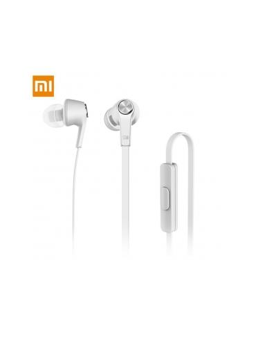 Auriculares Xiaomi Piston Basic Plata