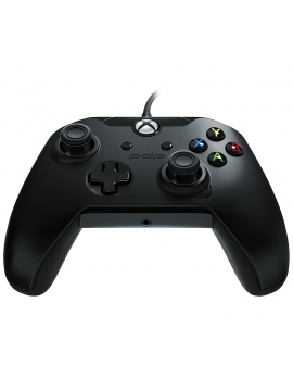 Mando PDP Wired Controller Xbox One, PC, Color Negro