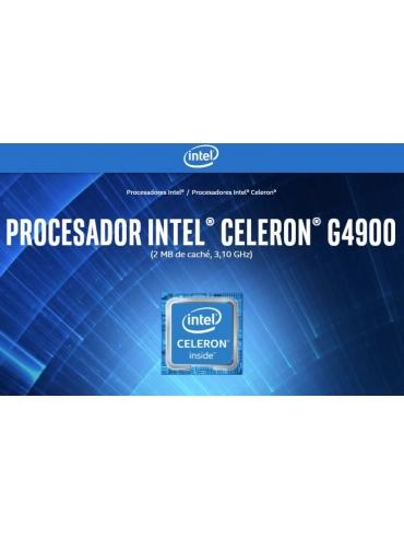 Ordenador Basic H-110 Intel G4900 240GB 8Gb