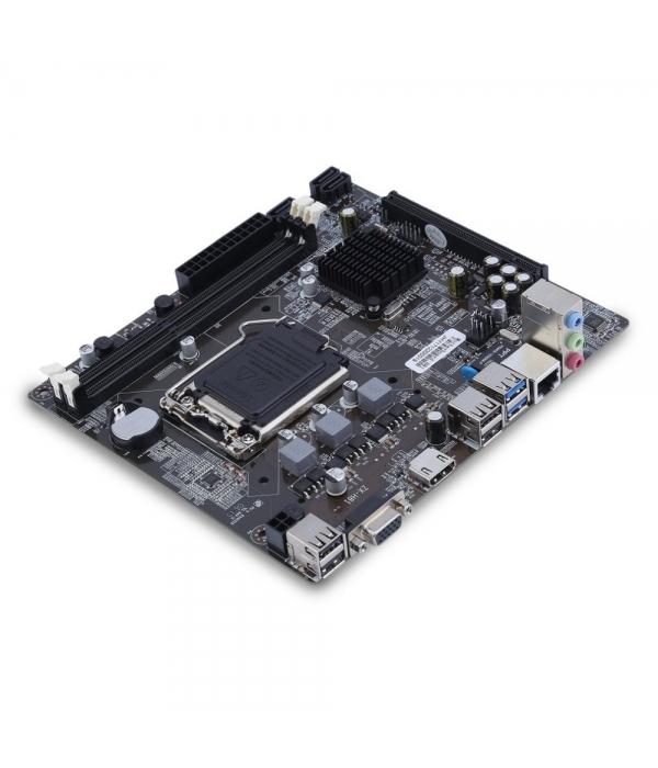 Placa Base Intel Socket 1150 H81 USB3,0 HDMI