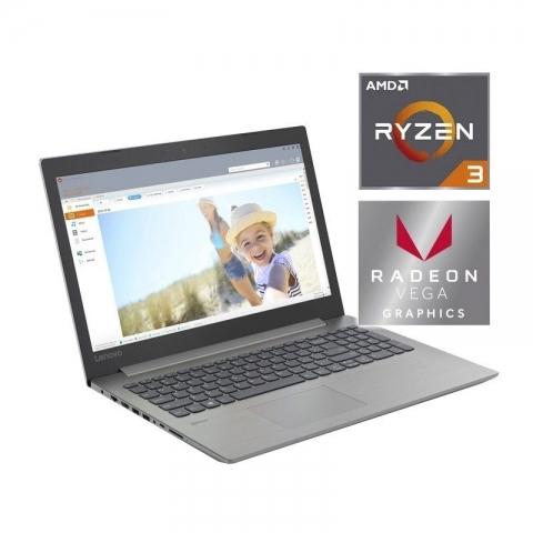 Portatil Lenovo IdeaPad 330-15ARR 81D2005ESP AMD RYZEN 3 2200U 2.5GHZ 8GB 256GB SSD