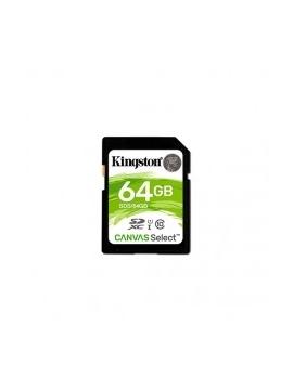 SD 64Gb Kingston C10 HDVIDEO SDA10/64GB
