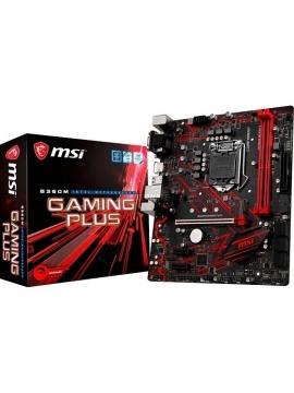 Placa Base MSI B360M Gaming Plus