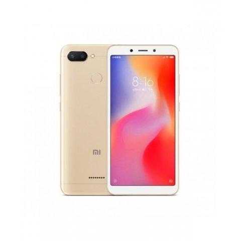 Xiaomi Redmi 6 32Gb 3Gb Gold (Version Importada)