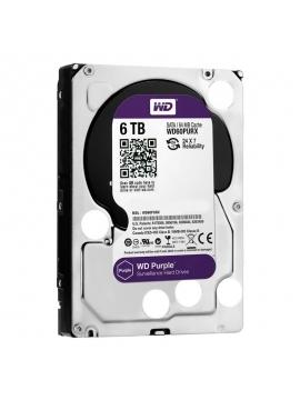 """Disco Duro 3.5"""" Western Digital Purple 6TB"""
