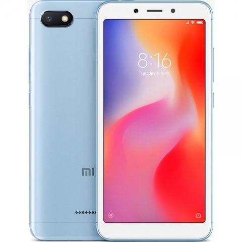 Xiaomi Redmi 6A 16Gb 2Gb Color Azul