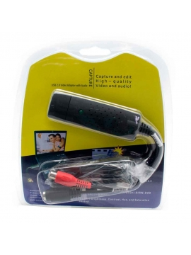 Capturadora Easy Cap Usb 2,0