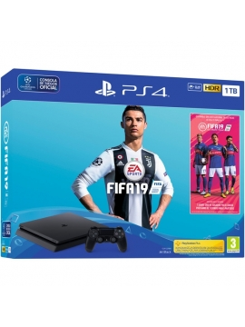 Sony Ps4 Pro 1Tb + Fifa 2019