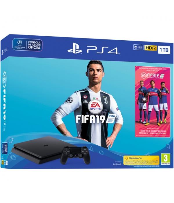 Sony Ps4 Pro 1tb Fifa 2019