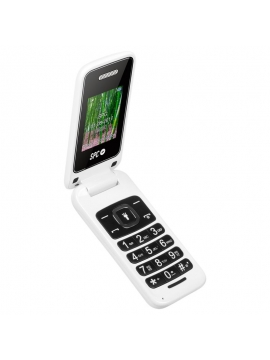 Telefono movil SPC Flip Blanco