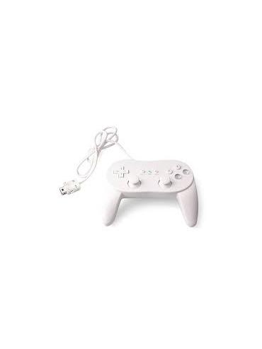 Mando Clasico Pro para Nintendo Wii