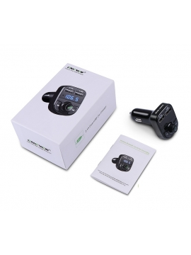 Transmisor Reproductor Bluetooth Coche Onever HY82