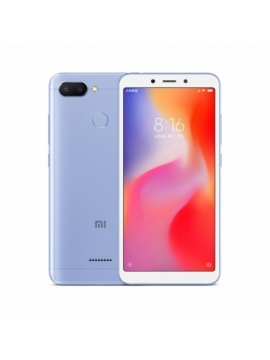 Xiaomi Redmi 6 32Gb 3Gb Color Azul