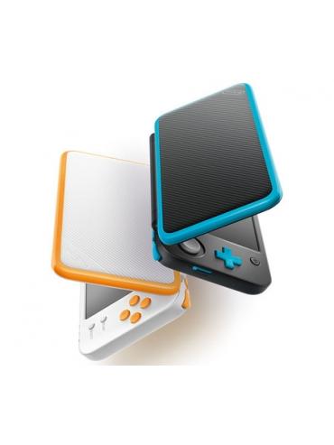 Nintendo New 2Ds Xl Verde Lima + Mario Kart 7 Preinstalado