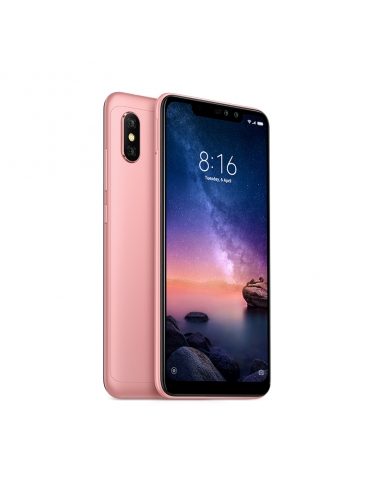Xiaomi Redmi Note 6 4Gb 64Gb Rosa