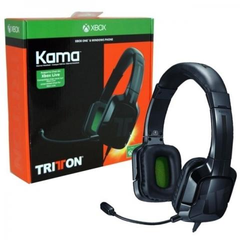 Auriculares Xbox One Kama Tritton