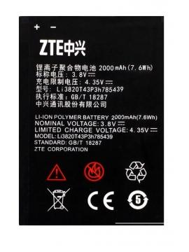 Bateria ZTE Blade L3 2000mAh Li3820T43P3h785439