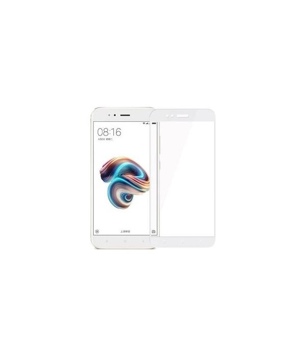 Cristal Templado Xiaomi Redmi Mi A1 Full Glue 6D Color Negro