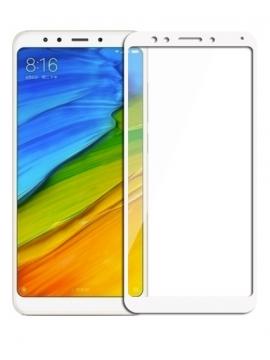 Cristal Templado Xiaomi Redmi Mi A2 Full Glue 6D Color Blanco