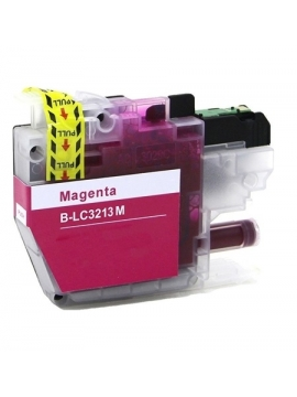 Tinta Compatible Brother LC3213 / LC3211 M Magenta
