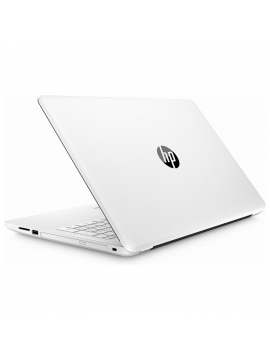 "Portatil HP 15-DA0143NS I3-7020U 8GB 256GB SSD 15.6"" W10 Color Blanco"