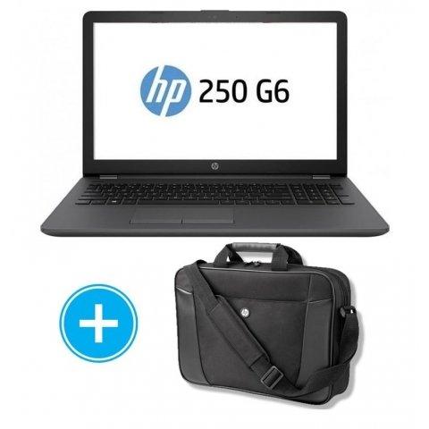 Portatil HP 250 G6 3VJ17EA INTEL N4000 4GB 240GB SSD + Maletin Hp H2W17AA