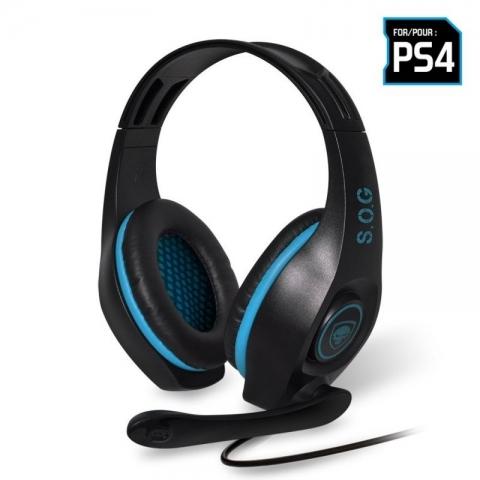 Auriculares Ps4 Spirit Of Gamer Pro-SH5