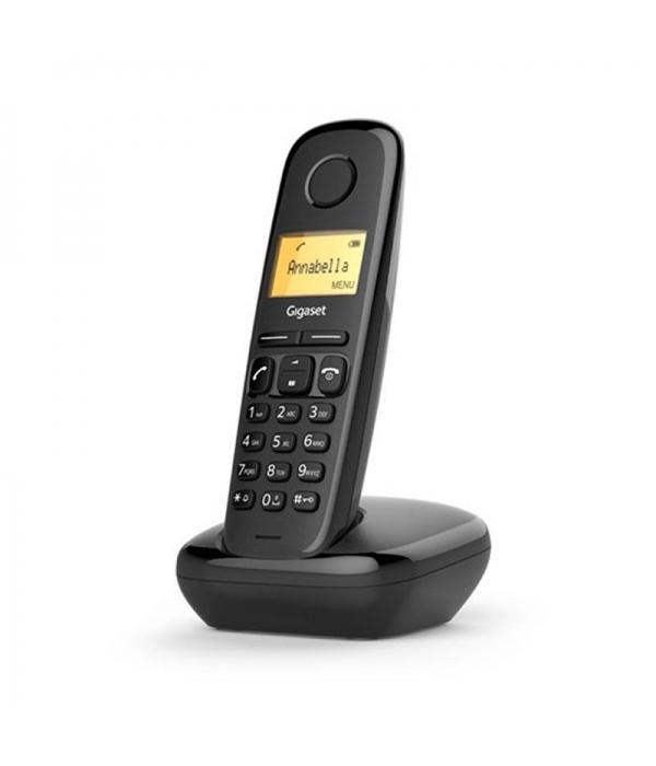 Telefono Inalambrico Gygaset A170 Color Negro