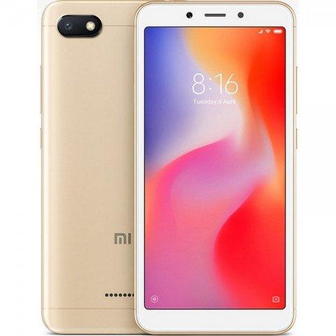 Xiaomi Redmi 6 64Gb 3Gb Color Gold