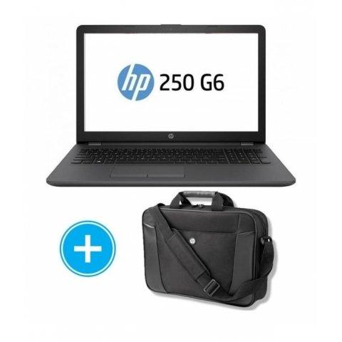 Portatil HP 250 G6 3VJ17EA INTEL N4000 8GB 240GB SSD + Maletin Hp H2W17AA