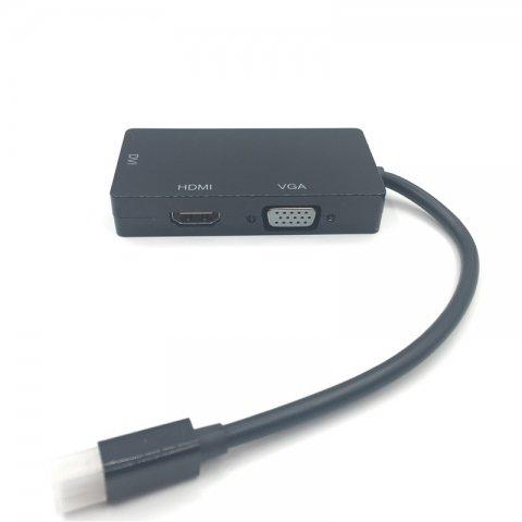 Cable Mini Displayport a HDMI/DVI/VGA para MacBook