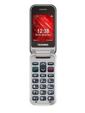 Telefono Movil Telefunken TM 210 IZY Color Azul