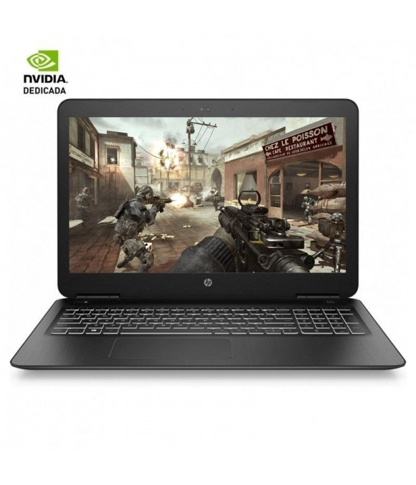 Portatil HP HP 15-BC303NS I5 8300H 2.5Ghz 8Gb 1bB+128Gb SSD GTX1050 4GB 15.6""
