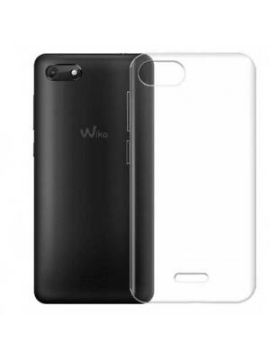 Funda Wiko Harry 2 Compatible Silicona Transparente