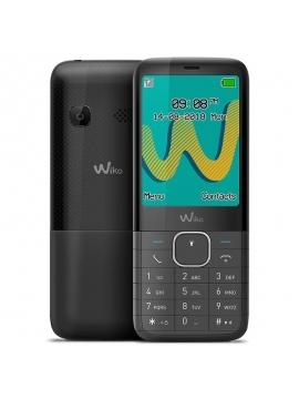 WIKO Telefono Movil Riff 3 Plus Negro