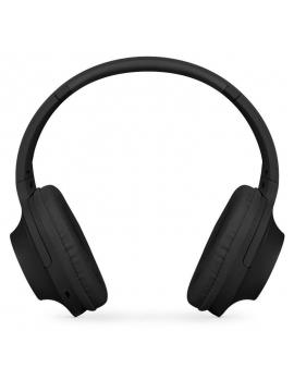 Cascos SPC Bluetooth Crow Negro