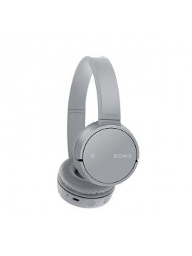 Cascos Sony Bluetooth WHCH500H.CE7 Gris