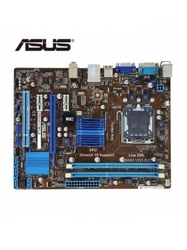 Placa Base Asus P5G41T-M LX G41 Socket LGA 775 DDR3 (Usada)