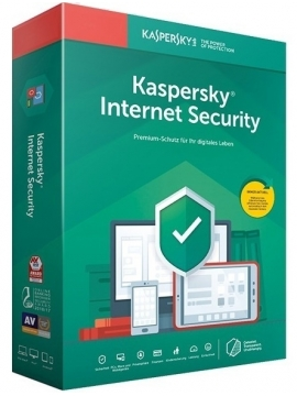 Antivirus Kaspersky Internet Security 1PC
