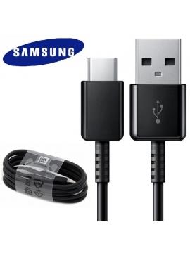 Cable USB Samsung Original EP-DG925UWE USB Type C Negro