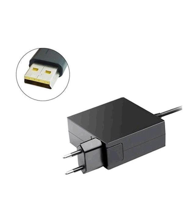 Cargador Portatil Compatible Lenovo 20V 3.25A USB 65W / YOGA 3