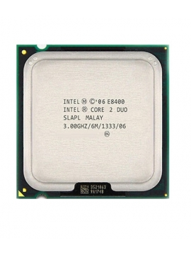Cpu Intel Core 2 Duo E8400 3,0GHZ (Usado)