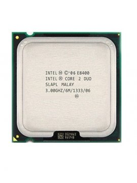 Cpu Intel Core 2 Duo E8400 3,0GHZ (Usado)