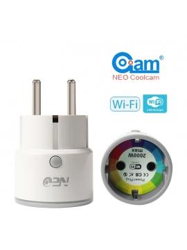 Enchufe inteligente Neo Coolcam NAS-WR01W 2000W