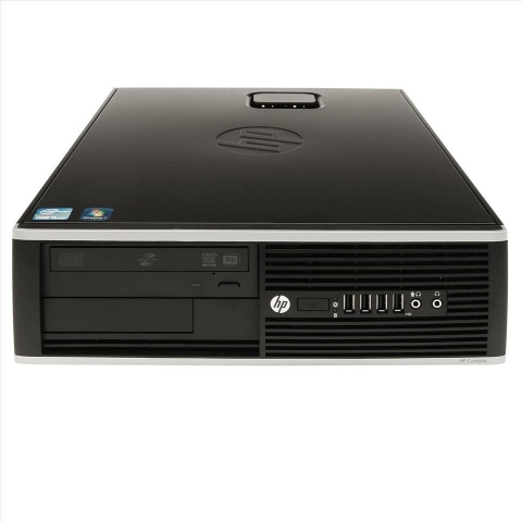 Ordenador HP 8200 Elite SFF Intel i3 2100/4gb/500GB/DVDRW/W7HP