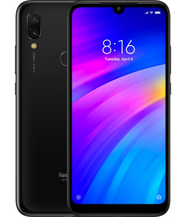 Xiaomi Redmi 7 3Gb 32Gb Color Negro