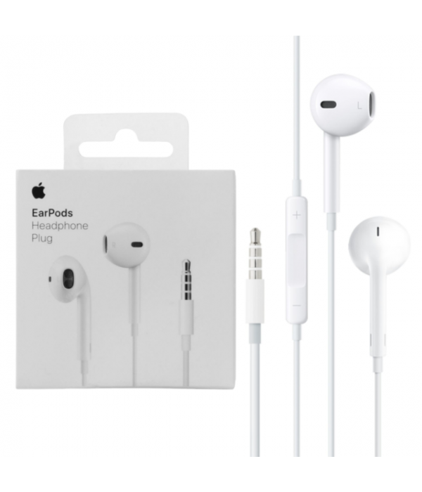 Auriculares Apple con conector 3.5mm MNHF2ZM/A original