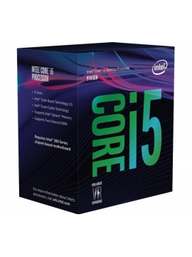 Cpu Intel Core i5-9400F 2,9Ghz BOX 1151